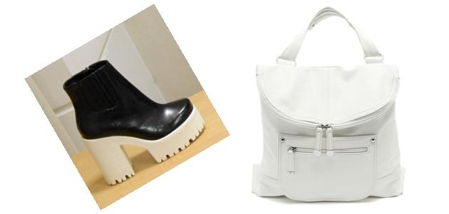 美咲(石原さとみさん)ドラマ着用衣装メモ【白リュック&厚底ブーツ】「ディア・シスター」