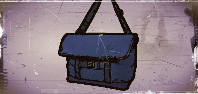 田之倉くん(福士蒼汰さん)ドラマ着用アイテム【ショルダーバッグ】きょうは会社休みます。