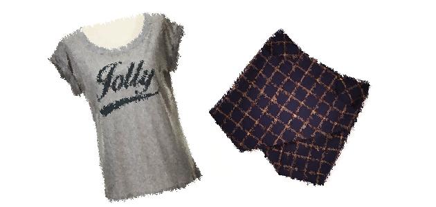 美咲(石原さとみさん)ドラマ着用衣装メモ【3話】チェック巻きスカート「ディア・シスター」