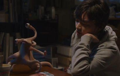 映画「寄生獣」の感想「駆け足で作った感じ?深津絵里の演技が最高」