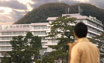 流星ワゴンのロケ地・病院はマリンホテル・冒頭の遠景は小豆島か?