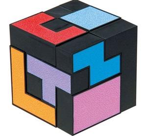 ドラマ「5つ星ツーリスト」高瀬京香の趣味・立体パズル見つけた