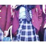 プラチナ8女子の通学ブランドバッグ×4、ドラマ衣装メモ「学校のカイダン」