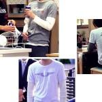 ドラマ衣装メモ、健太(相葉雅紀さん)Tシャツのブランド「ようこそ、わが家へ」