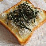 超簡単レシピ・海街diaryの「しらすトースト」を作ってみた!
