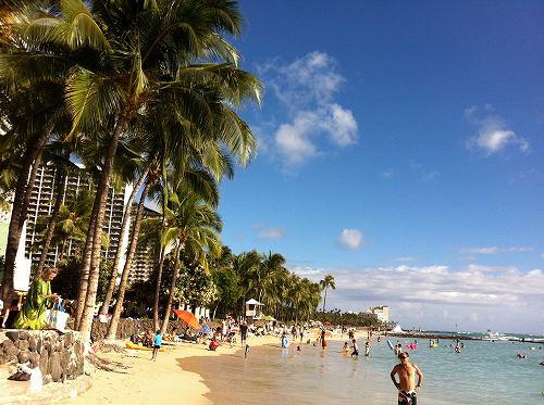 ハワイ旅行記「すんごい並ぶエッグスシングスが美味しくない?」とにかくボリューム満点