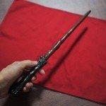 【自作】ハリーポッターの杖を100均で作ってみた!簡単な作り方を紹介
