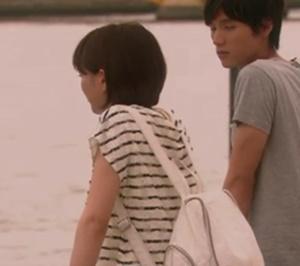 「恋仲」3話・本田翼の着用衣装まとめ「リボン付きブラウス」