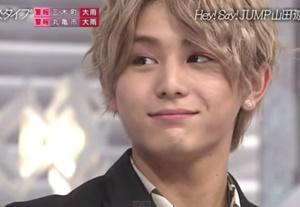 【2015】山田涼介の好きなタイプと噂の彼女&意外とややこしい性格と自己分析