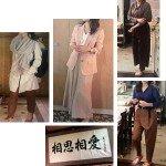 潤子(石原さとみさん)5→9【8話衣装】ブラウス・コート・パンツMEMO