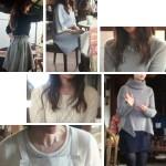 ミチコ(深田恭子さん)着用衣装【ニット・スカート】ダメな私に恋してください、1話