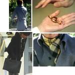 最上くん(三浦翔平さん)着用衣装【マフラー・コート・バッグ・お菓子】ダメな私に恋してください