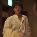 ドラマ「家族のカタチ」1話・上野樹里の衣装・コート・ブラウス・スカートなど