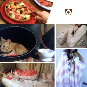 ミチコ(深田恭子さん)使用小物【便利グッズ・猫ボウル・クッションなど】ダメな私に恋してください、4話