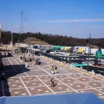 一般道から行く岡崎サービスエリアの道順とチェックポイント