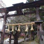真田氏の氏神として崇拝・長野県上田市「山家神社」を訪問