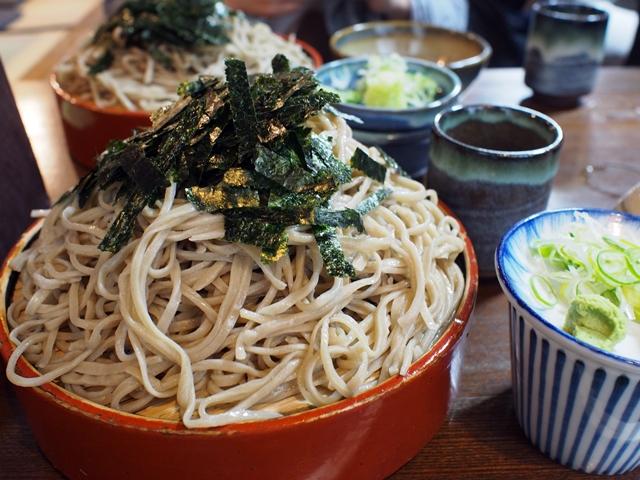 長野県上田市グルメ【信州そば】人気店『刀屋(かたなや)』さんで食べてきました!