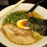 長野県上田駅グルメ【ラーメン】クチコミ、『麺将武士(もののふ)』幸村が美味しかった