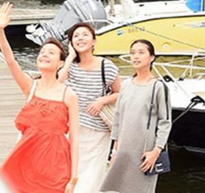 武井咲「せいせいするほど愛してる」2話の衣装「ブラウス・スカート&超豪華なオープンハート」