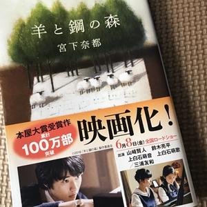 小説「羊と鋼の森」あらすじ感想(ネタバレあり)